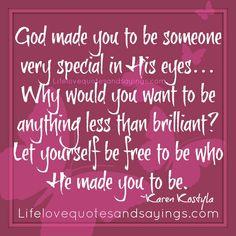 12 Best God Made Me Special Images God Made Me I Am Special