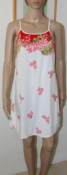 MINI BODEN girls sleeveless Summer dress with Flower Print Design NEW RRP £25
