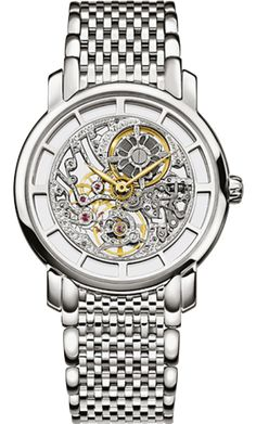 7180/1G-001 Patek Philippe Complications Womens 18K White Gold Watch | WatchesOnNet.com