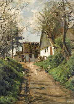 OBRAS DE CADA DIA: Peder Mork Monsted