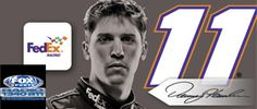 Denny Hamlin wins...2nd favorite racer🙌👏Watkins Glen August 2016