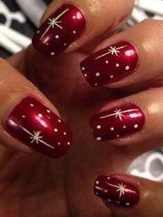 new Ideas toe nails summer red Christmas Present Nails, Xmas Nails, Holiday Nails, Christmas Nails, Manicure Nail Designs, Diy Nail Designs, Plaid Nails, Red Nails, Nail Pink