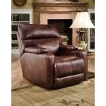Southern Motion - Tango Home Theater Recliners Set of 6 Curved Row with 5 Wedges - 32141-2