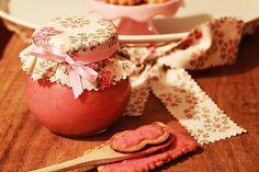 my sweet cloud: Na Cozinha {Curd de Morango}
