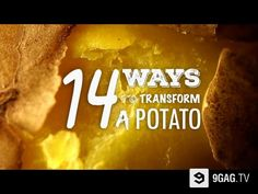 Potatoes never been so epic.