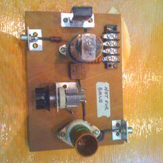 Vintage 1930 Ham Radio Transmitter - #Hamradio #hamr Radio Pioneers