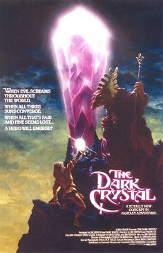 The Dark Crystal, otherwise known as the Great Jim Henson acid freak out of 82'