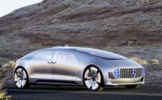 German auto behemoth Mercedes came up with F 015, an electric hybrid, keeping our future habits in mind. With this model, Mercedes intends to maximize range. The car will have many touch displays and a less direction-specific seating arrangement. This vehicle is luxury in motion.