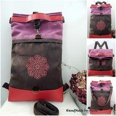 Mandalás, kézzel festett shopper backpack 4:1 Michael Kors Jet Set, Tote Bag, Bags, Fashion, Handbags, Moda, Fashion Styles, Totes, Fashion Illustrations