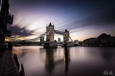 Exposure Photography, Long Exposure, Tower Bridge, Facebook, Travel, Viajes, Destinations, Traveling, Trips