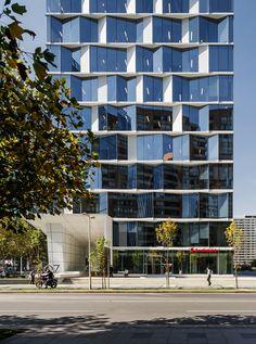 Galería de Deloitte / CFA-Cristián Fernandez Arquitectos - 4