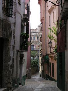 Calles. Cuenca. Spain