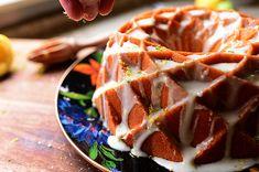 Lemon Lime Pound Cake