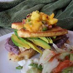 Vegan Arepas Made with Polenta - Allrecipes.com