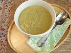 Creamy Zucchini Leek Soup 3 Tbs. olive oil, ghee, butter or coconut oil 2 1 lb. bags frozen leeks (or sliced fresh leeks, see above) 4 ga...