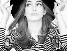 Anne Hathaway. Love her. She looks like @Rachel Fritz, but not as pretty.