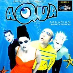 """Aqua -fave song, """"Barbie Girl"""". Always had that song in my head"""