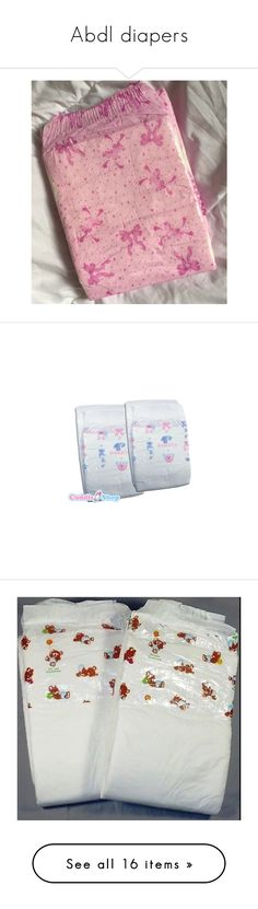 """""""Abdl diapers"""" by daddiesbabygirlxx ❤ liked on Polyvore Ddlg Little, Plastic Pants, Disposable Diapers, Kittens Playing, How Big Is Baby, Baby Furniture, Cool Baby Stuff, Humiliation Captions, Baby Binky"""