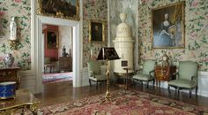 Friedrich II. und die Kultur: Neue Themenführung in Schloss Fasanerie