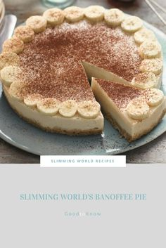 Slimming World's banoffee pie is exactly what you want from a pudding - sweet and seriously indulgent tasting. Thanks to a few clever swaps it's not too hard on the old syns either. Plus, the bananas count towards your five a day, right?