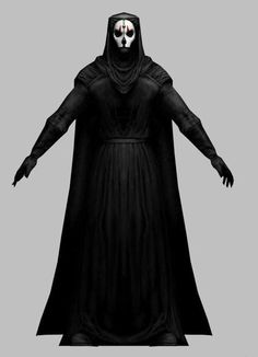 It would be  so  awesome to do a Darth Nihilus costume! Star Wars f3eedcd6e327