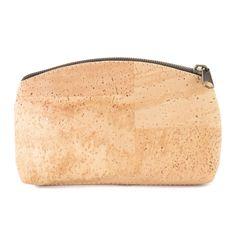 Kork Etui «Medium» – Nachhaltiges Korketui mit Reissverschluss Zip Around Wallet, Coin Purse, Purses, Medium, Vegan Products, Vegan Fashion, Laptop Tote, Fanny Pack, Pocket Wallet