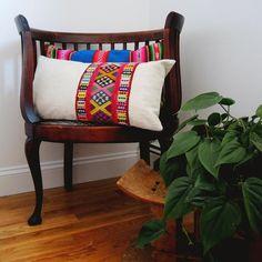 Peruvian pillows @ FlyAway home
