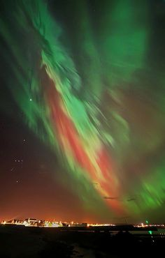 16 Absolutely Breathtaking Photos Of The Northern Lights Taken In Scotland