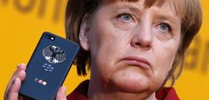 #NSA Can Spy on Smart Phone Data