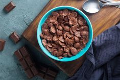 Chocolate Cereal, Chocolate Desserts, Craving Chocolate, Reduce Blood Sugar, Sweet Breakfast, Fat Burning, Dog Food Recipes, Cravings, Health And Wellness