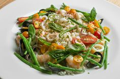 The Mediterranean Seafood Salad of Your Dreams by David Tannis, nytimes #Salad #Seafood #Mediterranean
