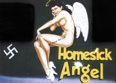 ::::ﷺ♔❥♡ ♤ ✿⊱╮☼ ☾ PINTEREST.COM christiancross ☀ قطـﮧ ⁂ ⦿ ⥾ ⦿ ⁂  ❤U◐ •♥•*⦿[†] :::: WWII inspired from B-17 on KC-135 metal