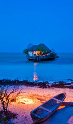 The #Rock_Restaurant in #Zarzibar #Tanzania #Africa http://en.directrooms.com/hotels/country/4-142/