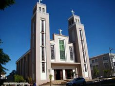 Igreja matriz São Paulo Apóstolo. Lagoa Vermelha- RS