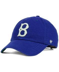 399bd8d4956  47 Brand Brooklyn Dodgers Baseball United Clean Up Cap Men - Sports Fan  Shop By Lids - Macy s