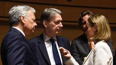 Gloomy leaders fear 'domino effect' could end EU | News | The Times & The Sunday Times