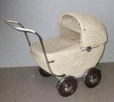 Prams, Baby Strollers, Retro, Vintage, Czech Republic, Memories, History, Antique Dolls, Kids Wagon