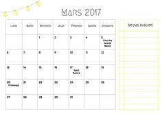 Calendrier mars à imprimer gratuit (6)
