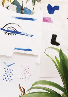 Billedresultat for holzweiler ernesto artillo Ernesto Artillo, Print Design, Graphic Design, Color Patterns, Monochrome, Illustration Art, Illustrations, Art Pieces, Kids Rugs