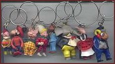 Sleutelhangers, Het speelgoed bij oma. Niet alleen flipje sleutelhangers maar ook mini mayonaise van Calvé Retro Toys, Vintage Toys, Retro Vintage, Good Old Times, The Good Old Days, Childhood Toys, Childhood Memories, Those Were The Days, My Youth