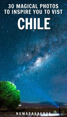 Chile is such a beautiful destination! From the Atacama Desert to Valparaiso to Patagonia, here are 30 epic photos to inspire you to travel the country. Brazil Travel, Peru Travel, Mexico Travel, Spain Travel, Backpacking South America, South America Travel, South America Destinations, Travel Destinations, Patagonia