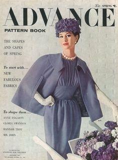 Advance Pattern Book, Spring 1957