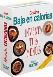 Título: Cocina baja en calorías, Inventa tus menus, miles de combinaciones para tu menu de cada dia / Ubicación: FCCTP – Gastronomía – Tercer piso / Código: G 641.5635 C 2004