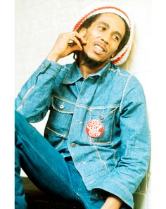 Bob Marley-The greatest set of dreads known to man.