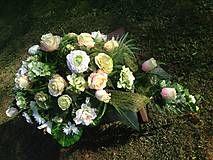Smútočné aranžmá milovanému OCKOVI-len na ukazku / anad333 - SAShE.sk - Handmade Dekorácie