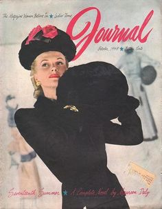 Ladies Home Journal October 1945