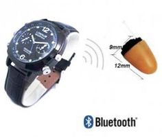 Bluetooth Earpiece Devices: Spy Bluetooth Earpiece in Bettiah India