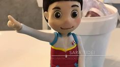 How to make Paw Patrol Ryder in fondant