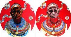 Livre: Le Carré Hermès - Carré: Perles du Kenya