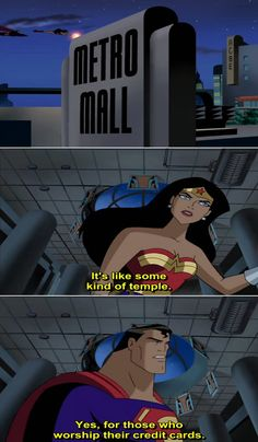 Justice League The Animated Series Quotes